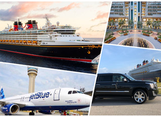 🇺🇸 ★★★★★ #1 Disney Cruise Transportation For More Than One Reason