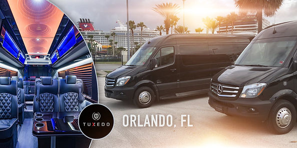 BEST-IN-CLASS ORLANDO LUXURY CHAUFFEUR SERVICE