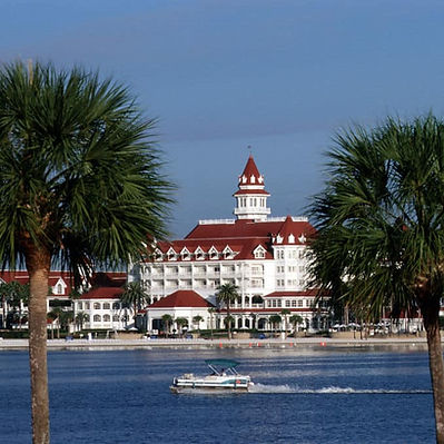 TRANSPORTATION FROM PORT CANAVERAL TO DISNEY'S GRAND FLORIDIAN RESORT