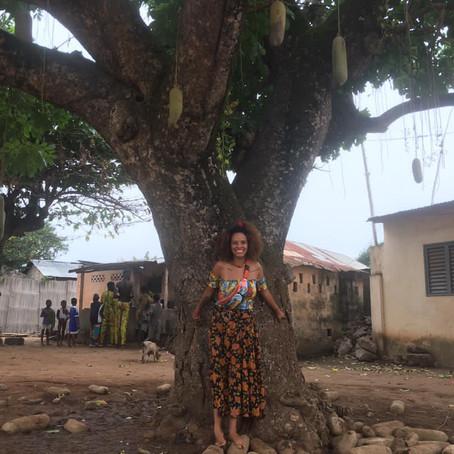 Ouidah e a árvore do esquecimento