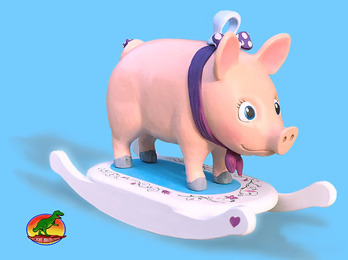 Alice the Pig