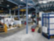 Operación e instalación de plantas industriales