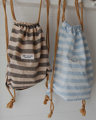 COTTON DUFFLE BAG BY BILL BROWN