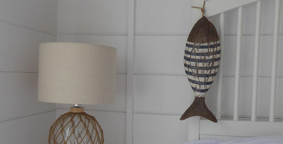 STRIPED JUMBO FISH HANGER