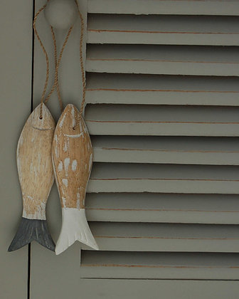 PAINTED TAIL FISH HANGERS from