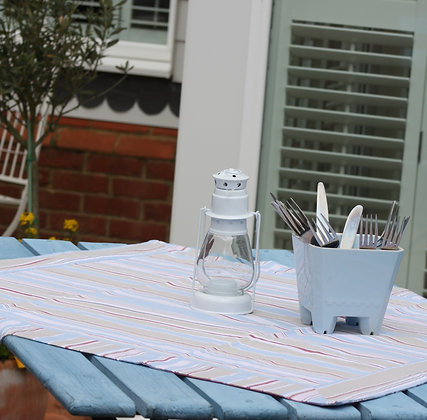 DECKCHAIR STRIPE SMALL TABLECLOTH