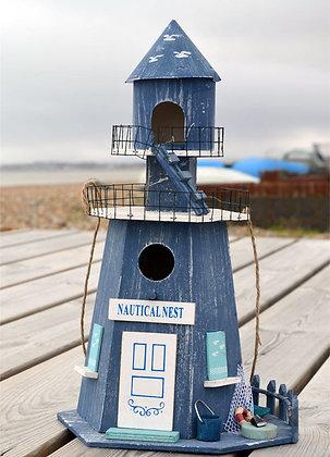 LIGHTHOUSE BIRD HOUSE