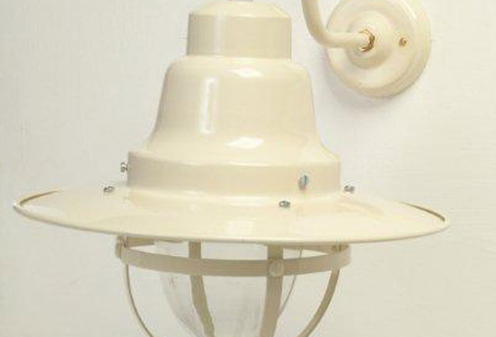 QUAYSIDE WALL LAMP - WHITE