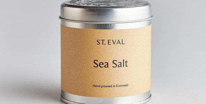 ST. EVAL SEA SALT TIN CANDLE