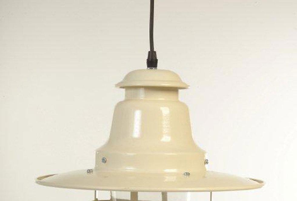 LARGE QUAYSIDE PENDANT LIGHT - WHITE