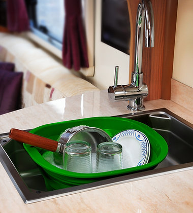 PACK-AWAY WASHING UP BOWL