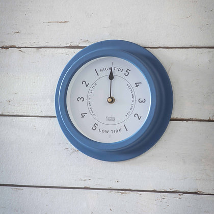 NARBERTH TIDE CLOCK - BLUE