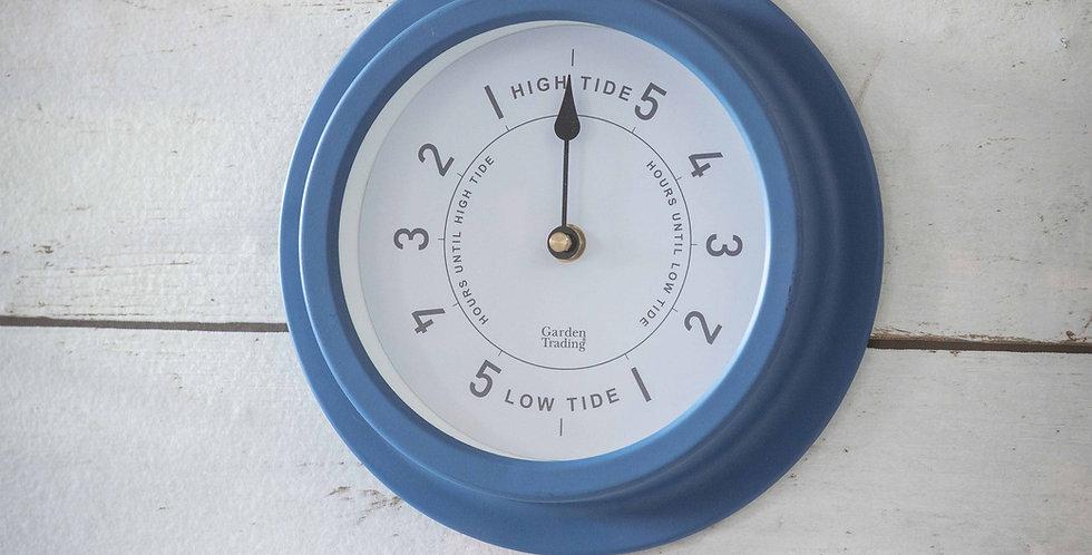 NARBERTH TIDE CLOCK - BLUE