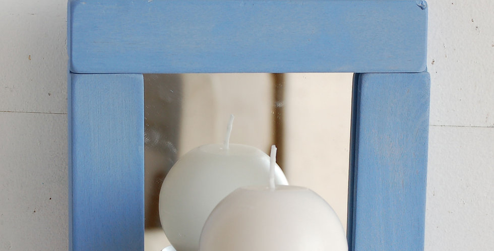 FISH MIRROR CANDLE HOLDER