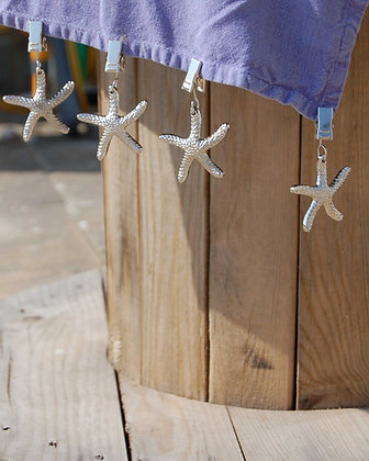 STARFISH TABLECLOTH WEIGHTS