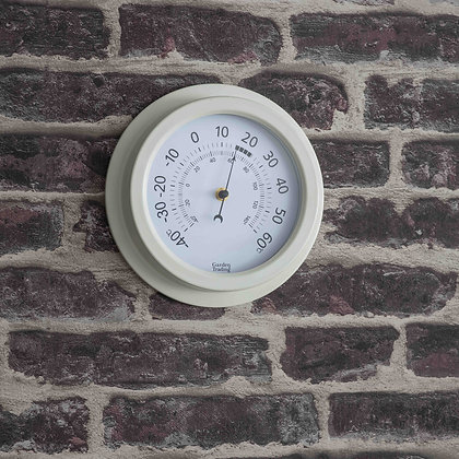 TENBY THERMOMETER - WHITE