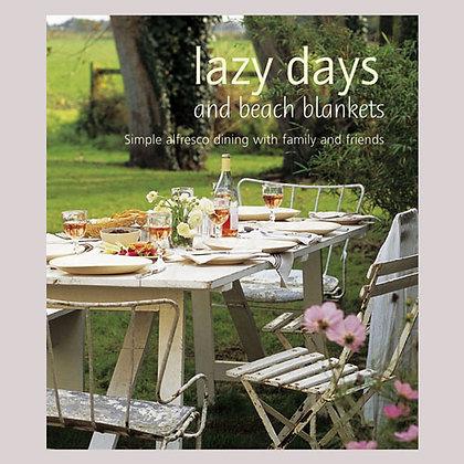 LAZY DAYS & BEACH BLANKETS BOOK