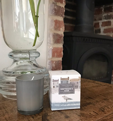 DRIFTWOOD SAGE SCENTED CANDLE