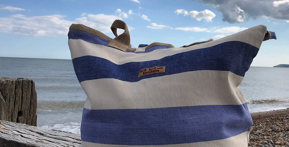 BILL BROWN BEACH BAG