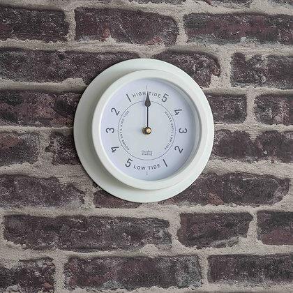 NARBERTH TIDE CLOCK - WHITE