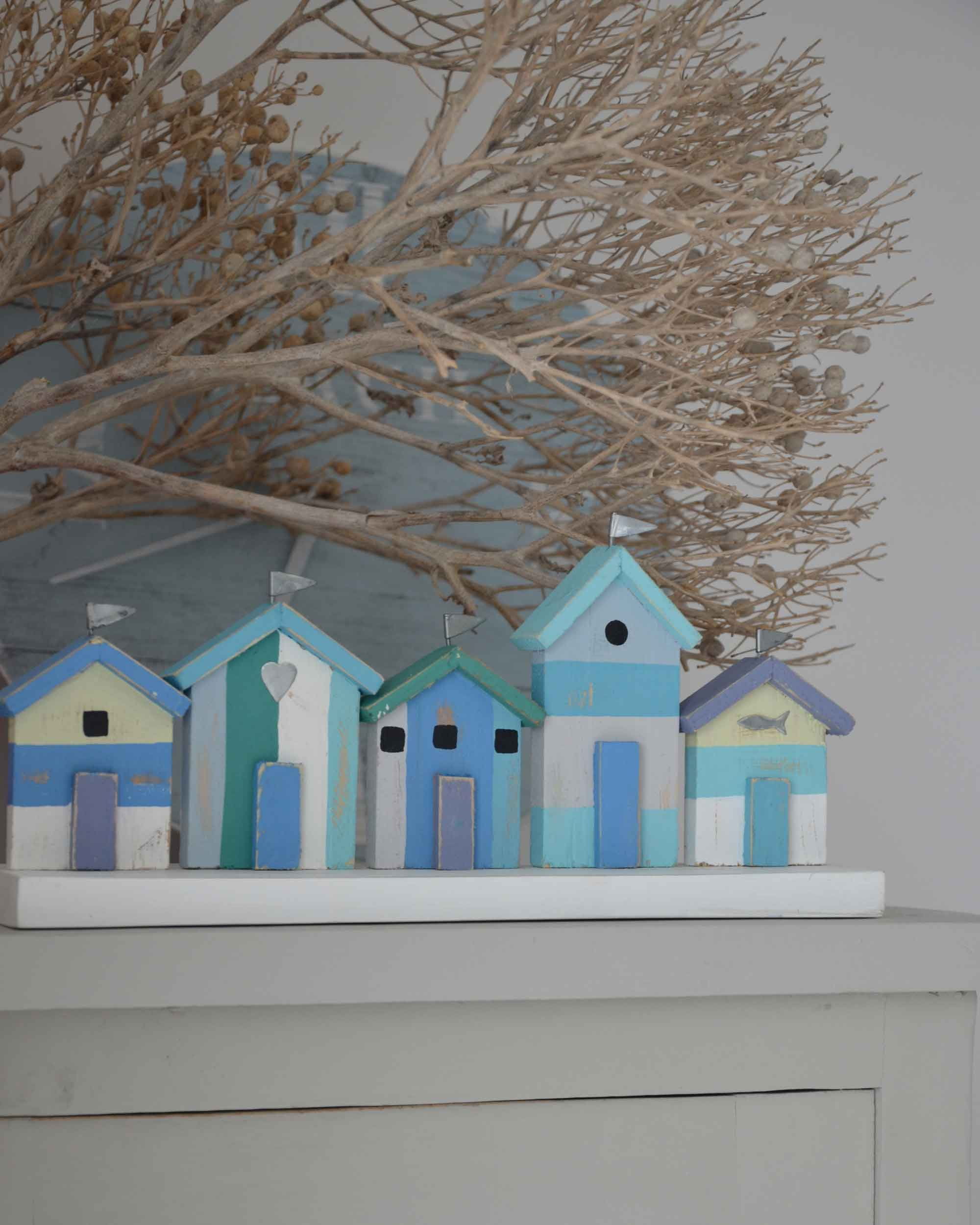 SEA HUES BEACH HUT BLOCK