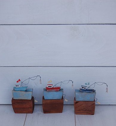 KINETIC FISHING BOATS
