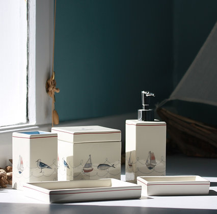 BOAT & GULL BATHROOM RANGE FROM