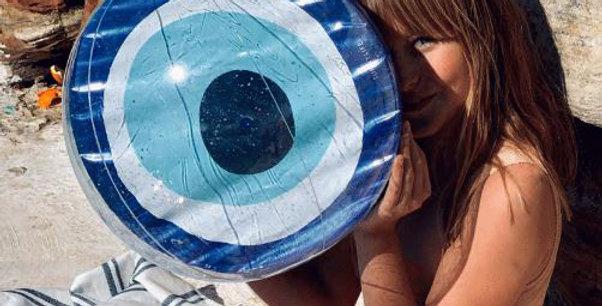 GREEK EYE INFLATABLE BALL