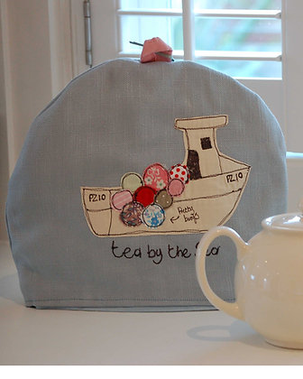 TEA BY THE SEA TEA COSY