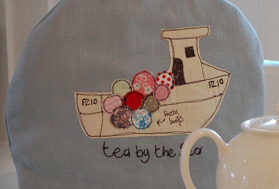 TEA BY THE SEA TEA COSY