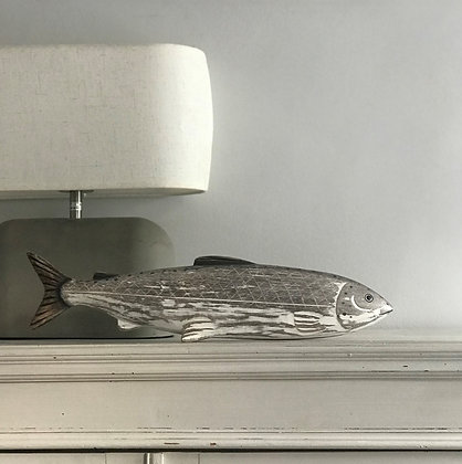 HAND CARVED SALMON