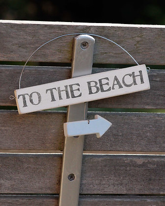 DINKY TO THE BEACH HANGER