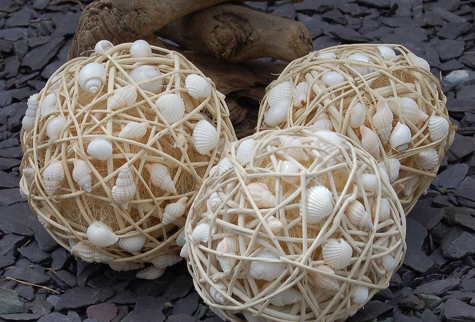 SEA SHELL BALLS