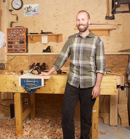St. John's custom furniture maker