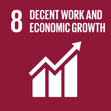 8. Decent Work / Economic Growth