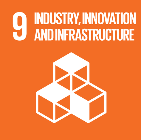 9. Industry, Innovation & Infrastructure