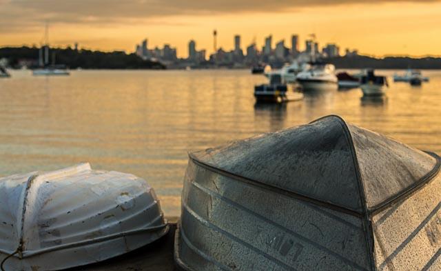 Watsons Bay Boats