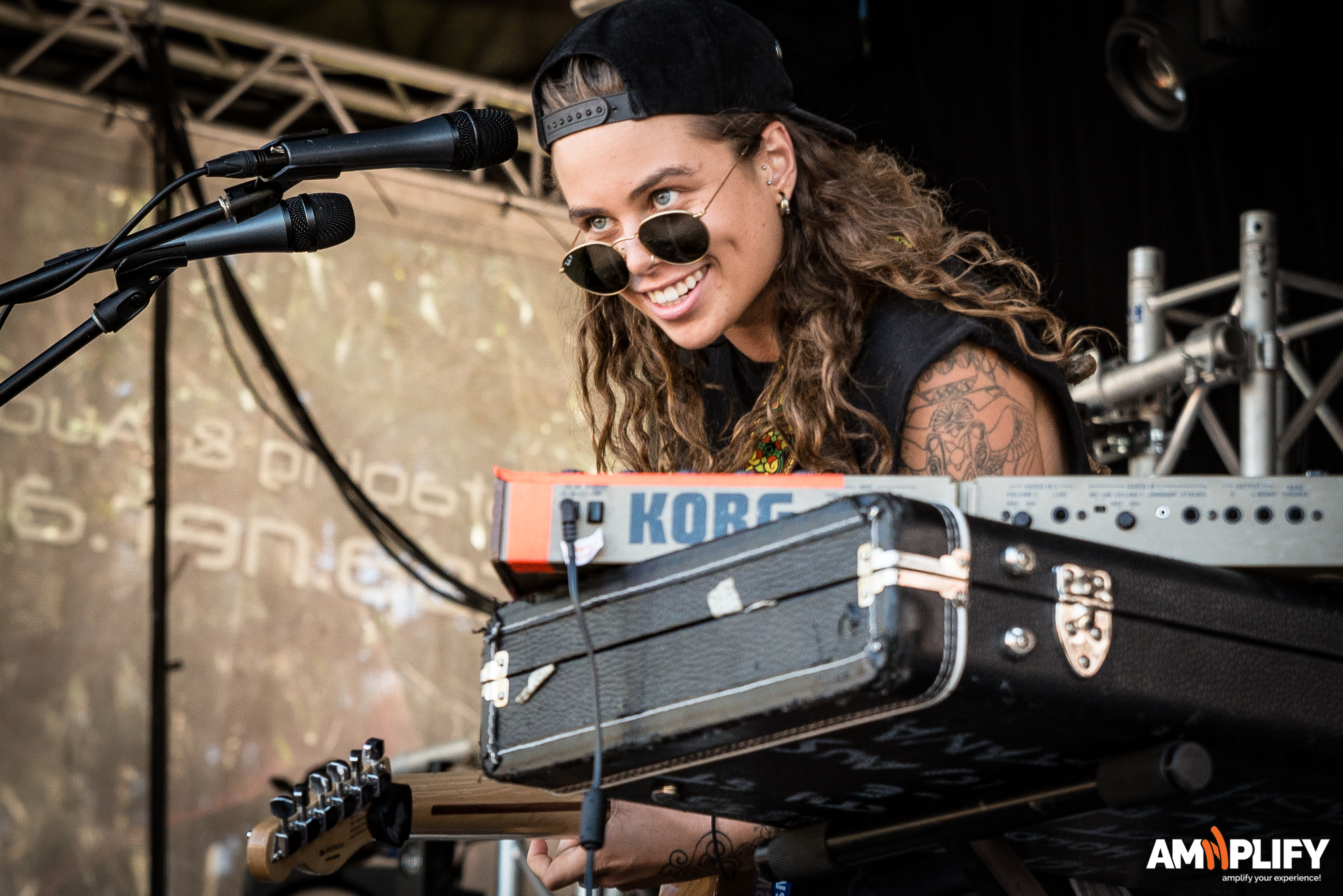 Tash Sultana - Festival of the Sun