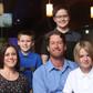 Office Administrator Jamie Hazard & Family