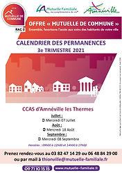 Affiche _Mutuelle de commune_Amnéville 3