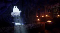Egyptian Temple (Outer Cave)