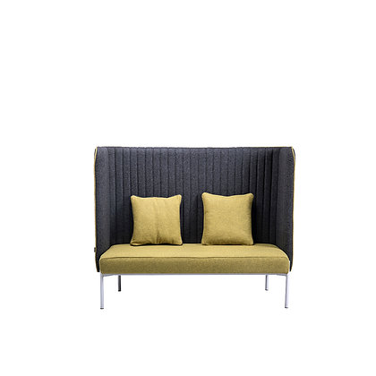 Flow - 2 Seater High Back