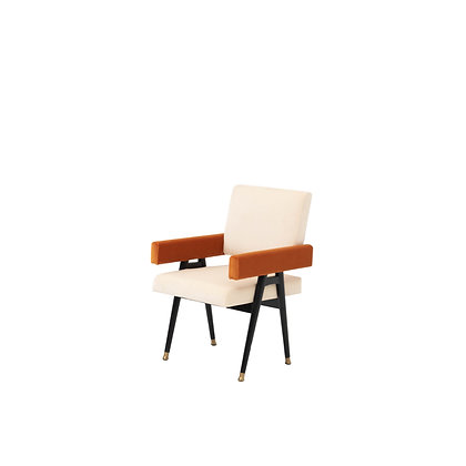 Chandigarh - Armchair Upholstery