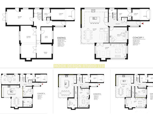 St Albans Architectural Design of Family House Improvement