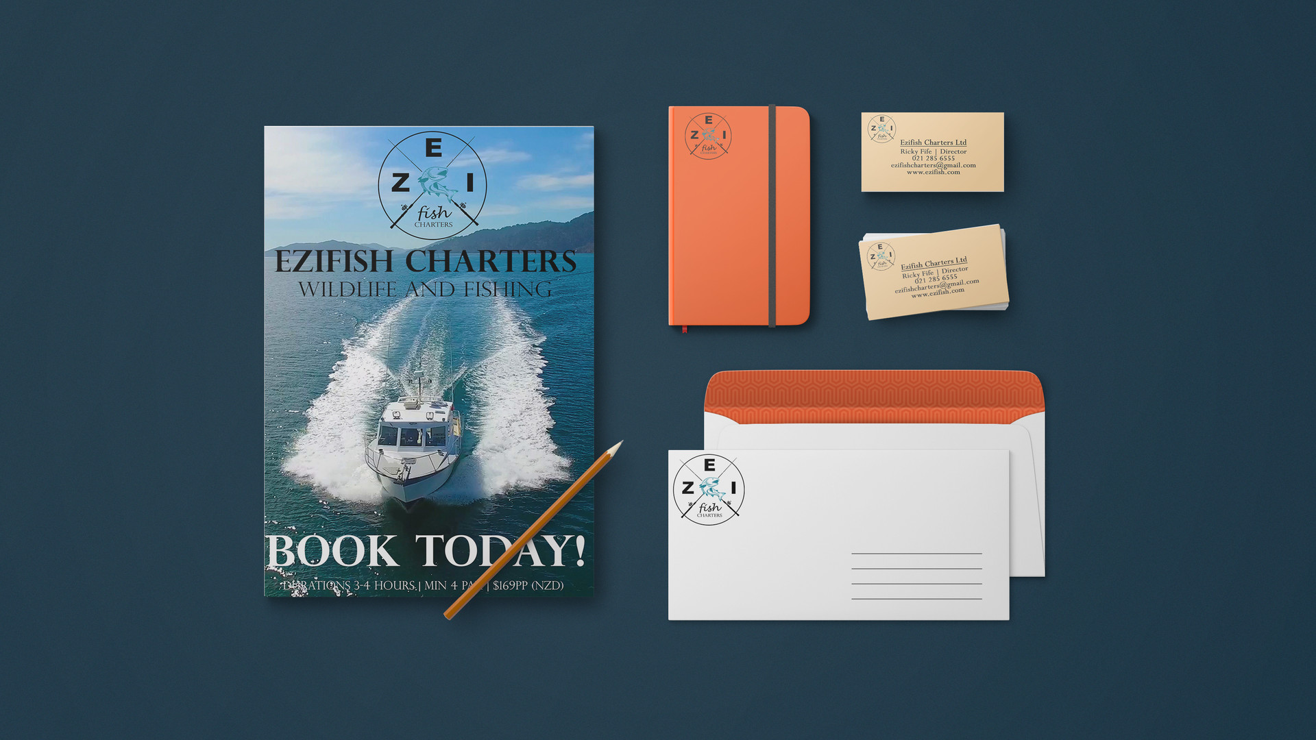 Ezifish Charter Collateral