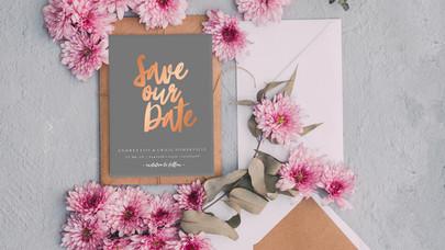 Save the date | Invitation