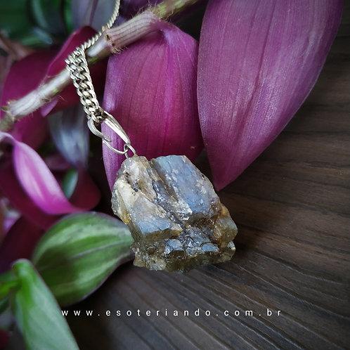 Colar Labradorita - A pedra da Magia