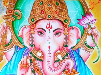 Carta da semana 21 á 28/04 - Lord Ganesha