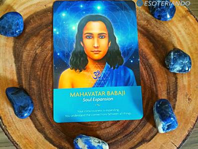 Carta da semana -  Mahavatar Babaji 06 á 12/04/2020
