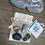Thumbnail: Kit signo de aquário - cristais de bolso + pingente